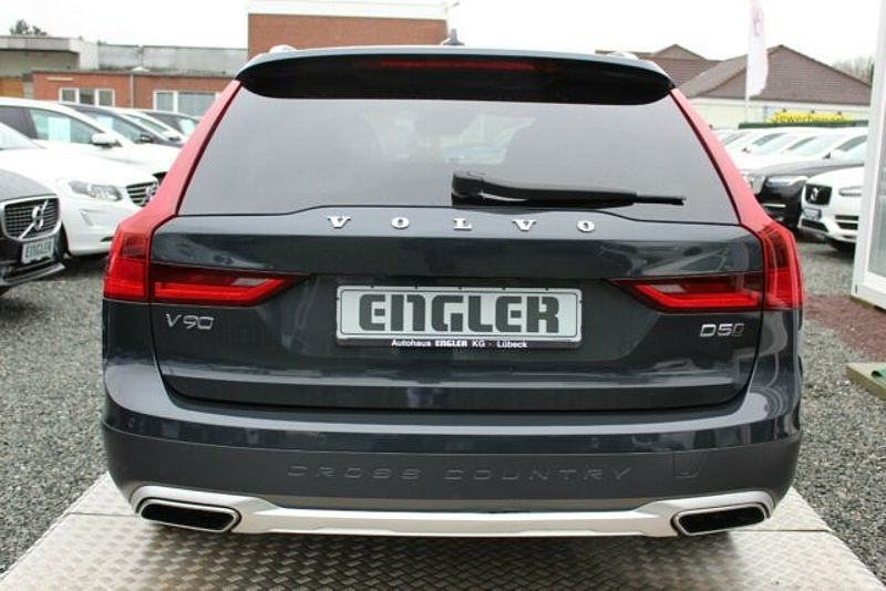 Volvo V90 Cross Country CC Pro D5 AWD Massage Cam Stdhzg Euro 6